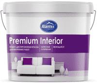Краска ALANTEX водно-дисперсионная Premium Interior 14 кг