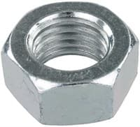 Гайка шестигранная DIN934 М10