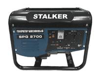 Генератор бензиновый STALKER SPG 2700 N
