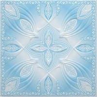 Потолочная плита СОЛИД голубой 1уп-36 м.кв. С3004