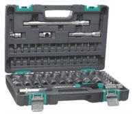 Набор инструментов STELS 1/2 CrV пласт.кейс 60предм. 14103
