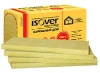МинПлита ISOVER Frame House-50/600*1000 (каркасный дом) V= 0,24м3, S= 4,8м2