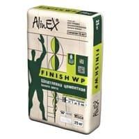 Шпатлевка ALINEX цементная Финиш ВП 25кг