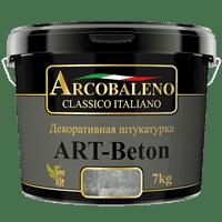Штукатурка декоративная Arcobaleno ART-Beton 7кг