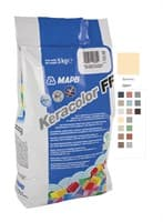 Затирка для швов MAPEI KERACOLOR FF 131 (2кг) ваниль 5N13102A