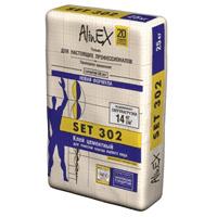 Клей ALINEX плиточный СЭТ-302 25кг усиленный
