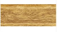 Плинтус ПВХ 65мм VOX 2,5 м напольный Платан Элегантный-808