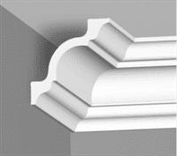 Плинтус ПЛИНТЭКС потолочный 2м I (I110/110) (30шт/40шт)