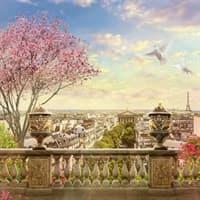 Панорама Парижа 967