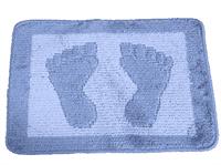 Коврик для ванной PRIMANOVA PATY FOOT голубой D-12990