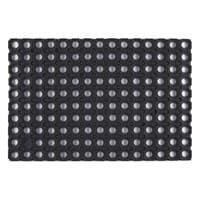 Коврик придверный RICCO Domino 40*60см 820-301A