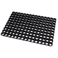 Коврик придверный RICCO Domino 50*80см 16мм 861/A-304