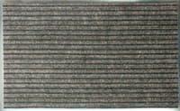 Коврик KOVROFF БАРЬЕР влаговпитывающий ребристый 50*80см 21403 коричневый