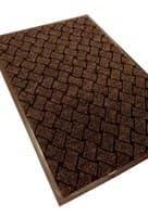 Коврик KOVROFF КРАФТ влаговпитывающий 50*80см 70203 коричневый