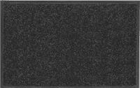 Коврик KOVROFF ЛОФТ влаговпитывающий 40*60см 80101 черный