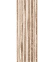 Плитка CLASSIC CERAMICA облицовочная POLARIS рельеф бежевый  20*60 (57,6/1,2/0,12) 17-10-11-493