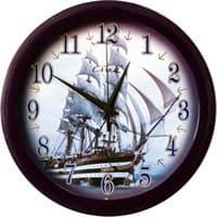 Часы настенные САЛЮТ П-Б4.4-129 Корабль