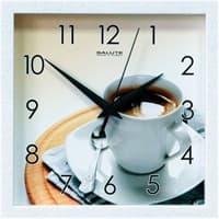 Часы настенные САЛЮТ ПЕ-А8-249 Кофе 2
