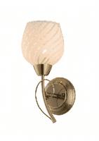 Светильник настенный ESCADA 1110/1 E27*60W Antique brass