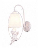 Светильник настенный ESCADA 542/1A E14*60W White
