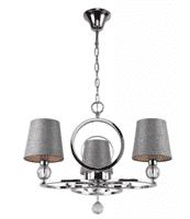 Светильник подвесной ESCADA 582/3 E14*40W Chrome/Grey