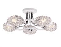 Светильник потолочный ESCADA 1109/5PL E27*60W White