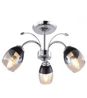 Светильник потолочный ESCADA 644/3PL E27*60W Chrome