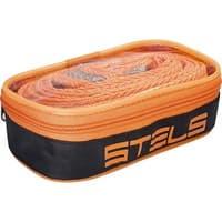 Трос STELS буксировочный 5т,2крюка сумка на молнии арт.54381