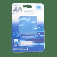 Освежитель воздуха GLADE Sensations сменный 8г в ассортименте