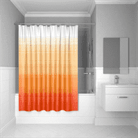 Штора IDDIS для ванной полиэстер Orange Horizon 200*200 300P20RI11