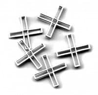 Крестики НАМЕРЕНИЕ для кафеля 6,0мм (75шт) 338-0060