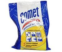 Средство чистящее COMET универсальное Лимон пачка 350гр 700402