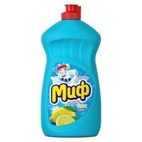 Средство Миф для мытья посуды Лимонная свежесть 500мл