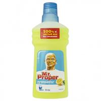 МИСТЕР ПРОПЕР жидкость лимон 500мл