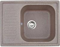 Мойка Marble CERAMICS МС-040 темно-серая