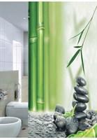 Штора для ванной PRIMANOVA Bamboo 180*180 см (ткань полиэстер) DR-50028