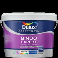 Краска водоэмульсионная Dulux Professional Bindo Expert глуб/мат BW 9 л 5322617