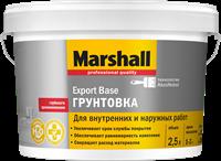 Грунтовка MARSHALL Export base универсальная акриловая 2,5л 5195022