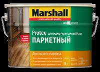 Лак паркетный MARSHALL Protex матовый 9л 5255236