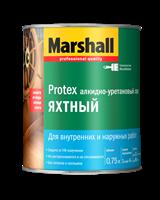 Лак MARSHALL PROTEX Яхтный глянцевый 0,75л