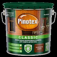 Пропитка MARSHALL PINOTEX декор-защитная Classic красное дерево 1л