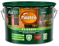 Пропитка MARSHALL PINOTEX декор-защитная Classic красное дерево 9л 5270891