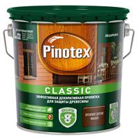 Пропитка MARSHALL PINOTEX декор-защитная Classic орех 2,7л арт.5195572