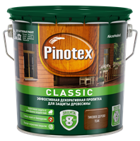 Пропитка MARSHALL PINOTEX декор-защитная Classic тик 2,7л
