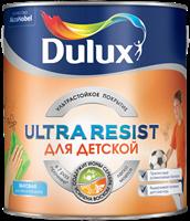 Краска Dulux Ultra Resist Для детской  2,5л 5239223