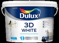 Краска водоэмульсионная Dulux 3D матовая 10л 5183504