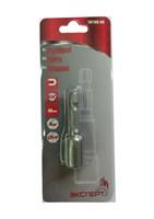 Бита ЭКСПЕРТ с торцовой головкой магнитная E 1/4 48*8 арт.147148-08