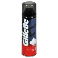 Пена GILLETTE для бритьяКлассическая 200мл 84857322