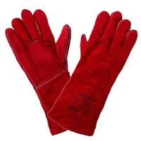 Перчатки Gis краги красные Red Wings