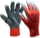 Перчатки WURTH латексные красные/черные P9 899408209